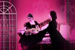 "PREMIERE of the ballet by J. Verdi, P. Mascagni ""The Lady with the Camellias"", January 26 and 28 <br />