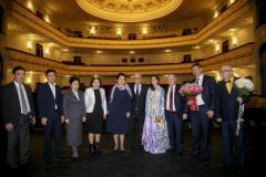"""Вот и прошло представление оперы """"Богема"""" с Невеной Бридген в роли Мими"""