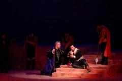 Лючия ди Ламмермур – обновлённый спектакль спустя четверть века жизни на сцене ГАБТ им. А. Навои