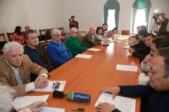 Пресс-конференция 21 ноября