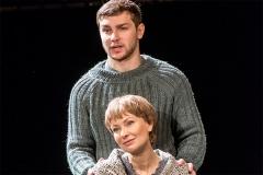 Новогодняя премьера на сцене ГАБТа: «Пять вечеров» Павла Сафонова